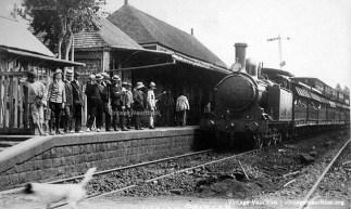 Vacoas Railway/Train Station