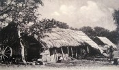 Vallee des Pretres - Port Louis - Maison en Pailles - 1930s