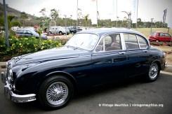 Vintage Classic Jaguar Mauritius