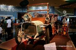 Vintage UNIC Car 1907 Mauritius