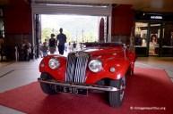 Vintage Valentine MG Red
