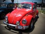 Volkswagen Beetle Red