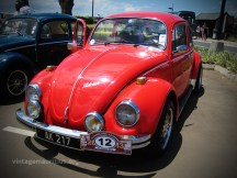Volkswagen Beetle Red