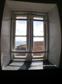 The window over the harbour
