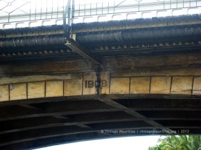 Year on Cavendish Bridge