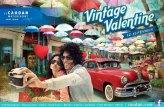 Vintage Valentine at the Caudan Waterfront