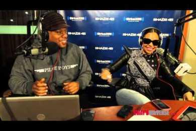 Ashanti Denies Nelly Was Ever Her Boyfriend