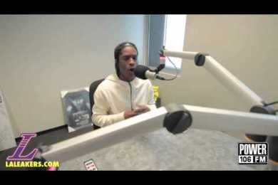 A$AP Rocky Feels He's The Hottest MC Out