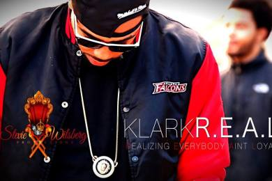 Klark – R.E.A.L. Cover Art