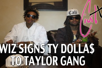 Ty Dolla $ign Signs To Taylor Gang