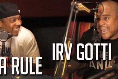 Ja Rule Sits Down With Angie Martinez