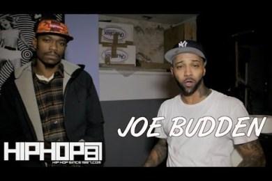 Joe Budden Speaks On New Music, Tahiry & More