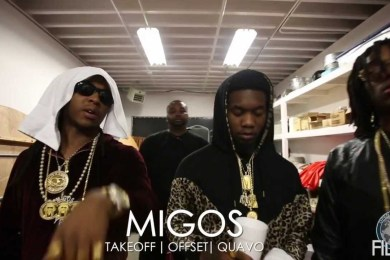 "Migos ""Live From Chiraq"""