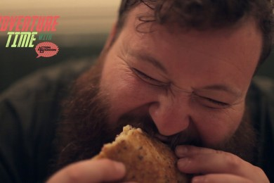 Adventure Time With Action Bronson