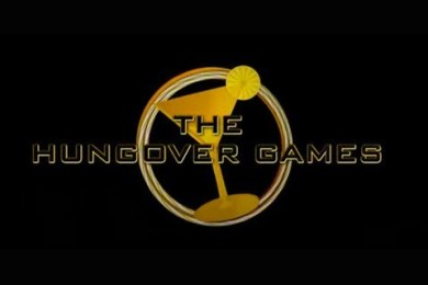 Hunger Games Parody [The Hungover Games]