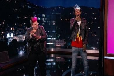 Wiz Khalifa Leads Sign Language Rap Battle