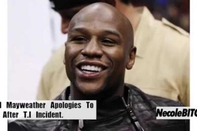 Floyd Mayweather Talks T.I. Fight & Apologizes To Tiny [Audio]