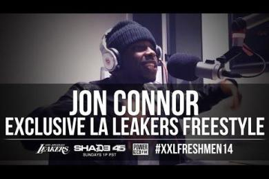 Jon Connor – The L.A. Leakers [Freestyle]