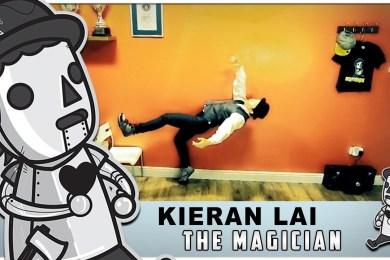 Magic & Dancing w/ Kieran Lai
