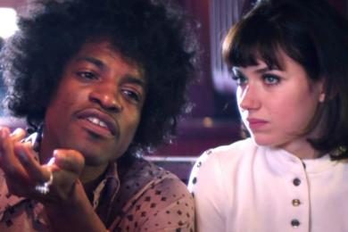 Andre 3000 As Jimi Hendrix All Is By My Side (Movie Trailer)