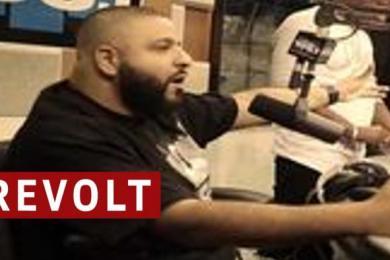 Dj Khaled Interview With Angie Martinez
