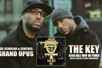 Grand Opus (Centric x Joc Scholar) – The Key [Audio]
