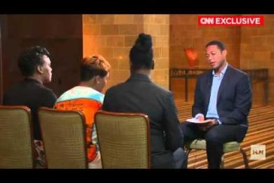The Mothers Of Trayvon Martin, Sean Bell & Michael Brown Meet For The First Time (Interview With CNN)