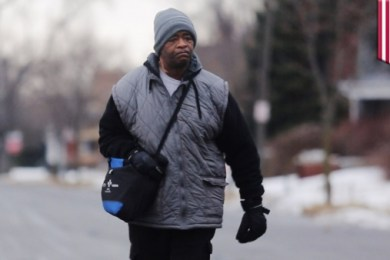 56-Year-Old Detroit Man Walks 21 Miles To And From Work