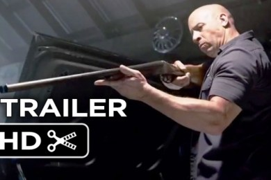 Furious 7 (Movie Trailer #2)