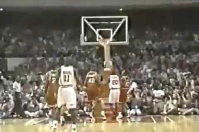 Watch Michael Jordan Dominate The 1994 Pippen Charity Game
