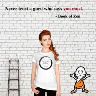 Book_of_Zen_Guru_Tshirt
