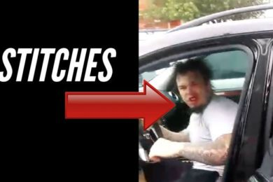 Footage Of Stitches Getting Jumped