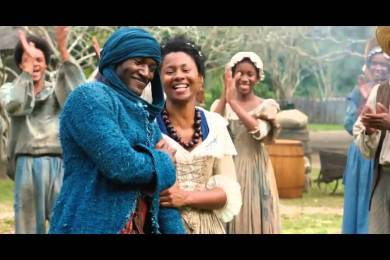 Roots (Starring Laurence Fishburne) (Series Trailer)