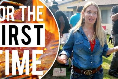 White People Go To A Black BBQ 'For The First Time