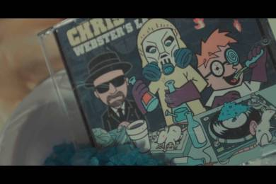 """Chris Webby Drops Visuals For """"Webster's Laboratory II"""""""