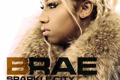 B Rae EP Cover