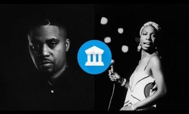 Nas Praises Musical Legends for Black History Month
