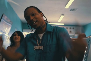 "G Perico, Kalan Fr.Fr. and Garren Turn Up at My Fish Stop for ""Play Wit It"" Video"