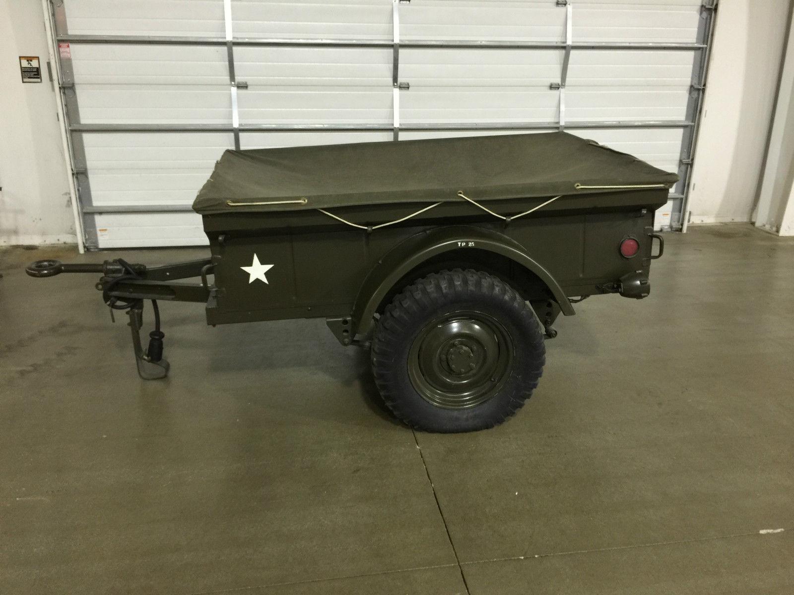 1 Military 2 2 Truck Ton