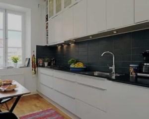 Reforma de cocina pequeña en piso