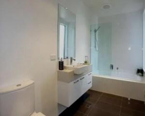 Reformas de cuartos de baño muebles suspendidos