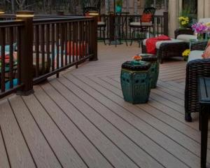 Reforma de exterior deck