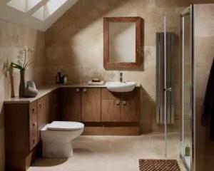 Decoración de cuartos de banho modernos