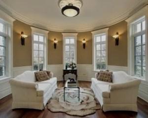 Interiores de chalets grandes ventanas