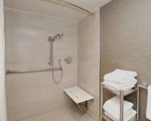 Reforma de baño movilidad reducida ducha
