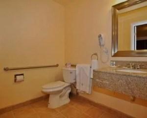 Reformas de baño movilidad reducida inodoro