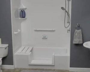 Reformas de cuartos de baño movilidad reducida ducha