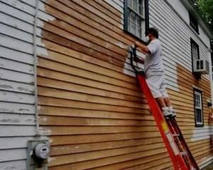 Pintar fachada de chalet