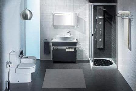 Remodelação de casa de banho – Render.