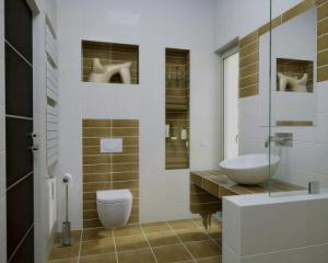 Decoração de casas de banho com azulejo